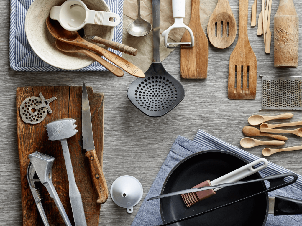 Equipments for Small ware